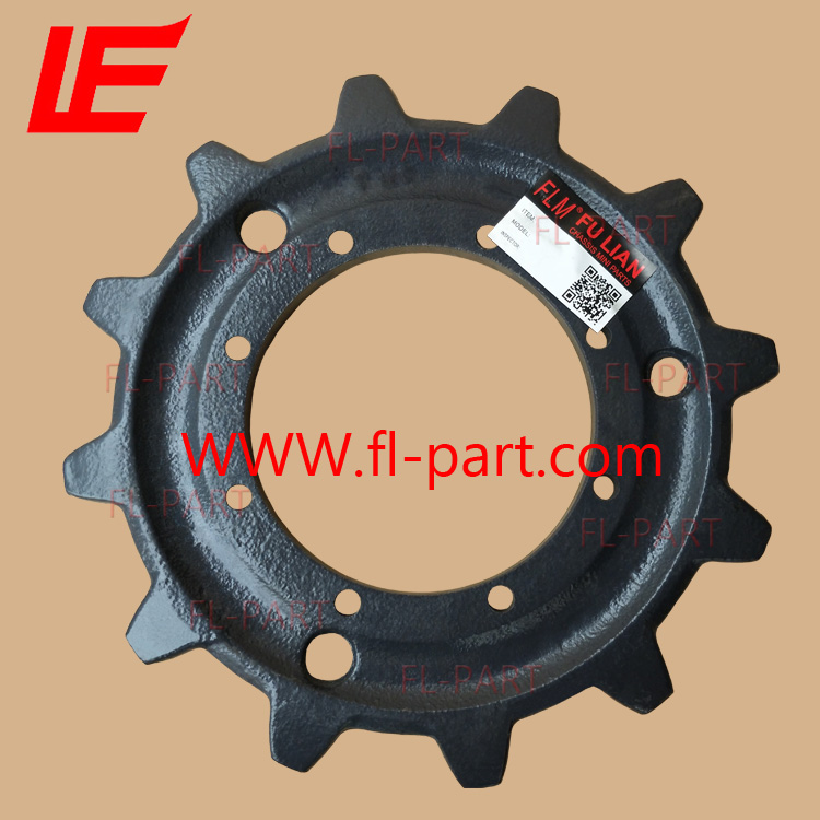 Kubota U10-3 Mini Sprocket for excavator undercarriage